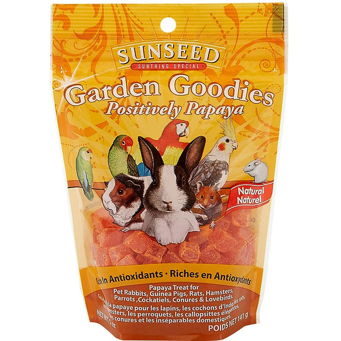 Sunseed Garden Goodies Positively Papaya, 5oz