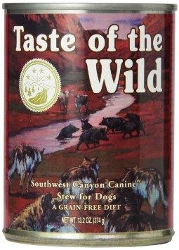 Southwest Canyon Canned Dog Food