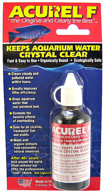 Acurel F Water Clarifier