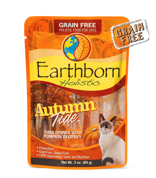 Earthborn Holistic Autumn Tide Tuna Dinner with Pumpkin Gravy