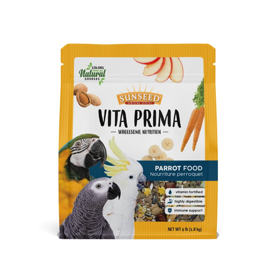 Sunseed Vita Prima  Parrot Food
