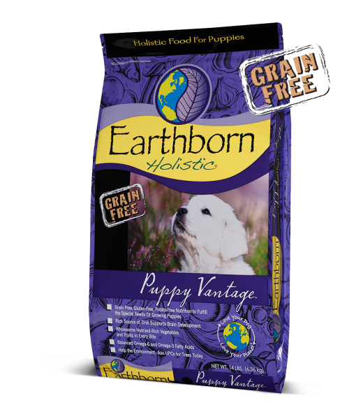 Earthborn Holistic Puppy Vantage Dry Dog Food