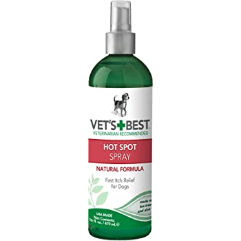 Vet's Best Hot Spot Spray for Dogs, 8 oz