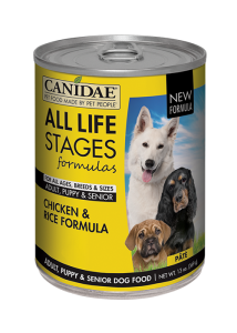 Canidae All Life Stages Dog Wet Food Chicken & Rice Formula