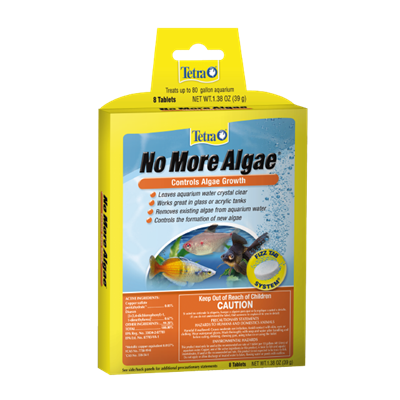 No More Algae® Tablets