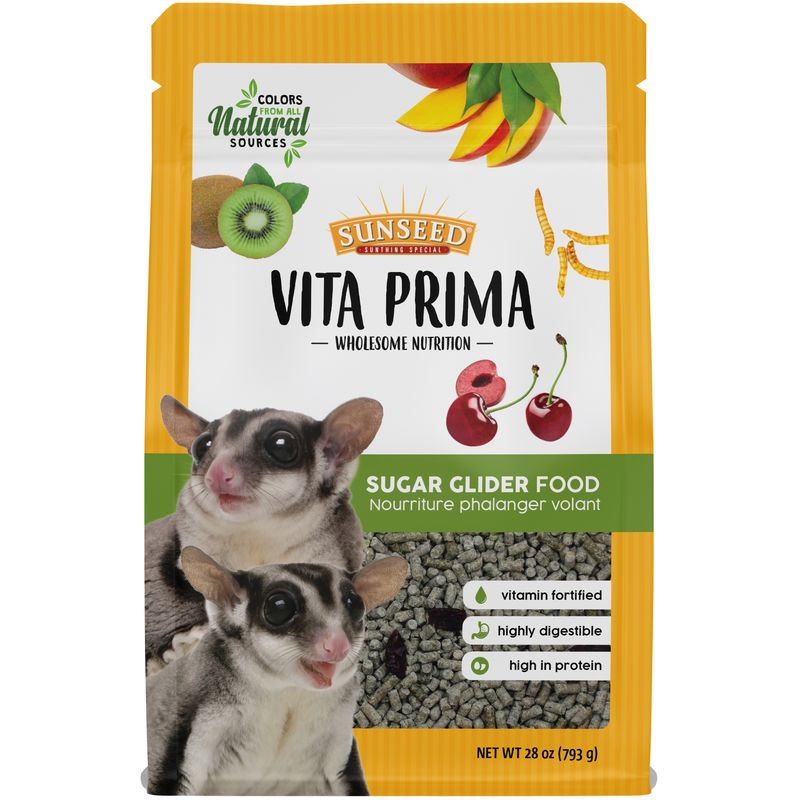 Sunseed Vita Prima Exotics Sugar Glider Formula