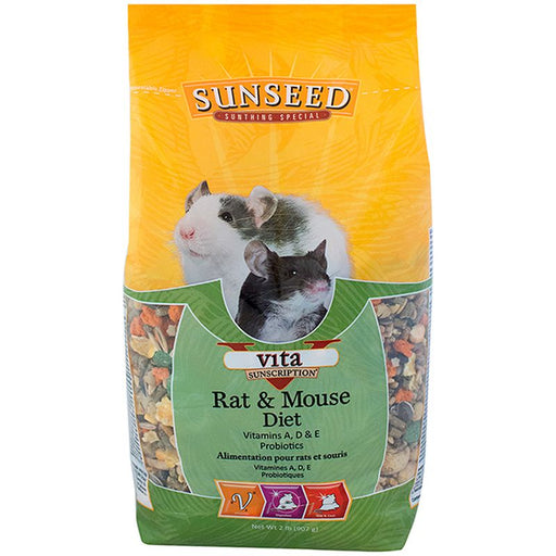 Sunseed Vita Sunscription Rat & Mouse Diet
