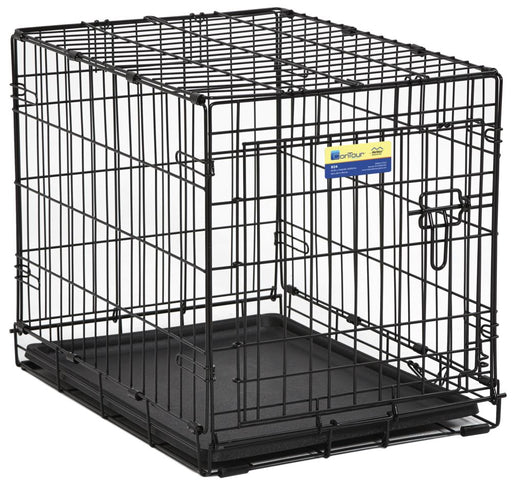 Contour™ Single-Door Folding Dog Crates