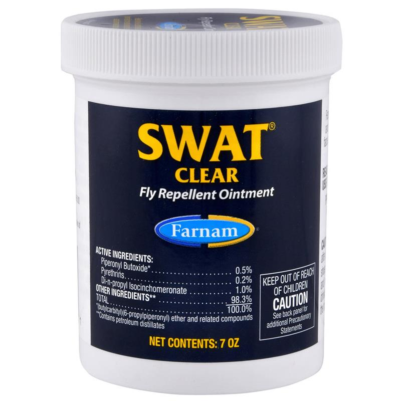 Swat Clear Fly Repellant Ointment for Dogs