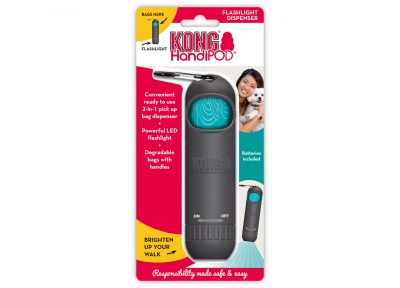 HANDIPOD FLASHLIGHT DISPENSER