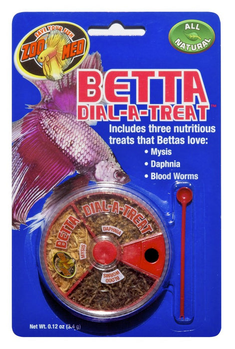 Betta Dial-A-Treat™
