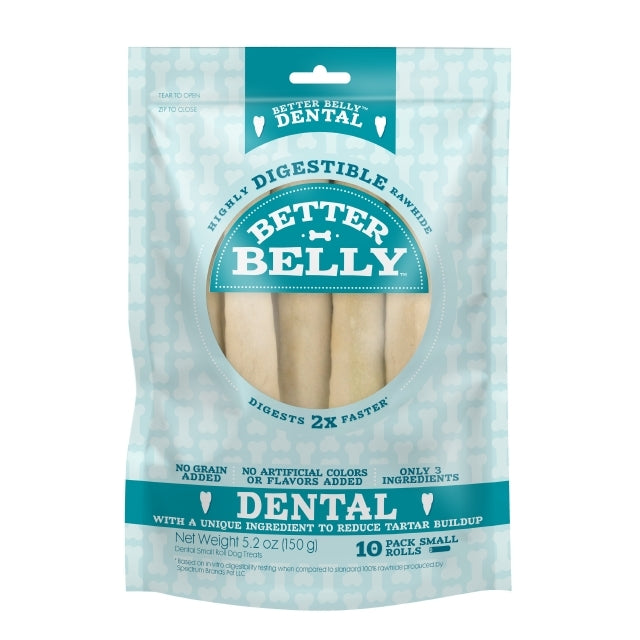 Better Belly Dental Rolls