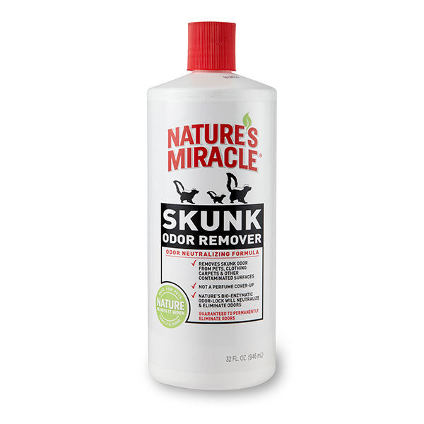 Nature's Miracle Skunk Odor Remover, 32 oz