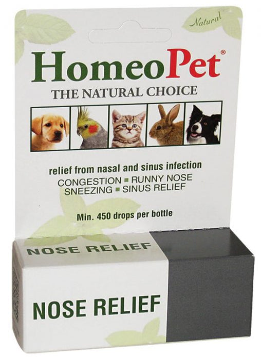 HomeoPet Nose Relief 15ml