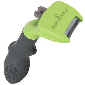 Undercoat deShedding Tool for Small Dogs