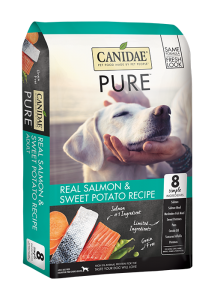 Canidae Pure Real Salmon & Sweet Potato Recipe Dry Dog Food