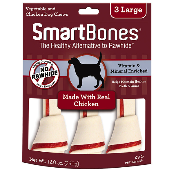 SmartBones Chicken Classic Bone Chews
