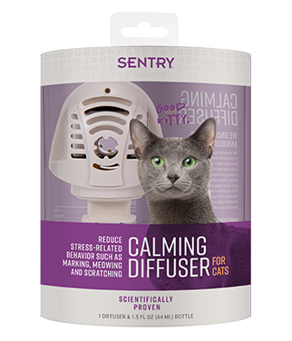 Sentry Calming Cat Diffuser