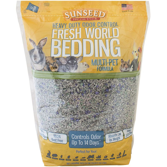 Sunseed Fresh World Bedding Multi-Pet Formula