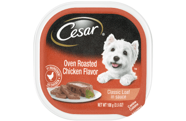 CESAR® Oven Roasted Chicken Flavor 3.5oz