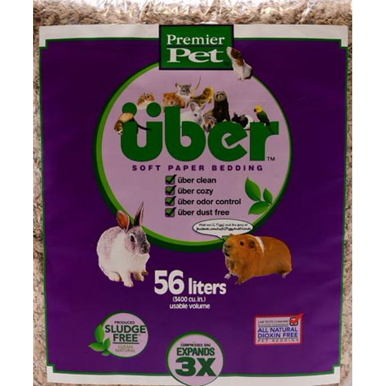 Uber Pet Bedding, Natural
