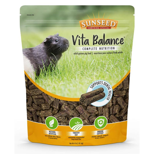 Sunseed Vita Balance Adult Guinea Pig Food