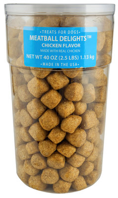 Sunshine Mills Chicken Meatballs, 40 oz