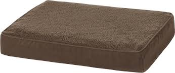Deluxe Mattress Bed-Terry & Suede