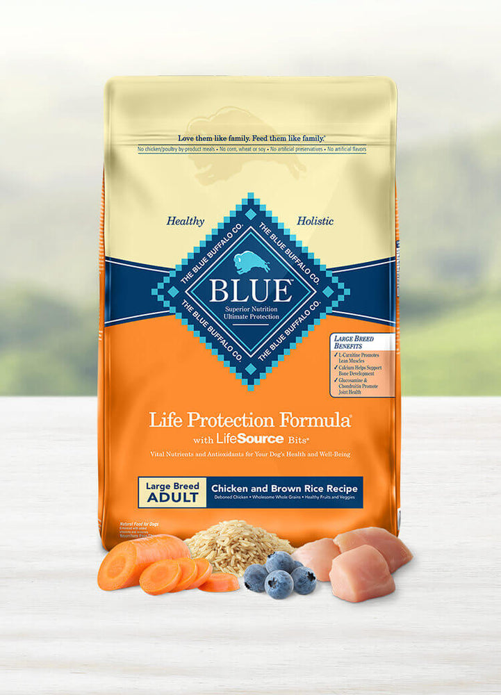 Life Protection Formula® Large Breed Chicken and Brown Rice Recipe Dog Food