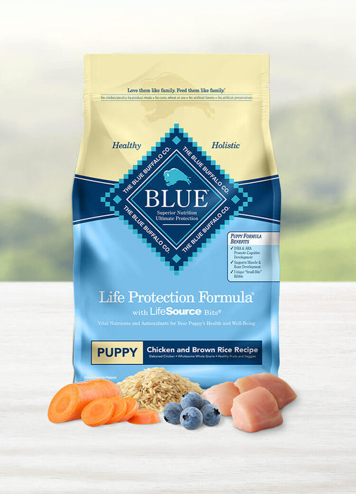 Life Protection Formula®  Puppy Chicken and Brown Rice Recipe, Puppy