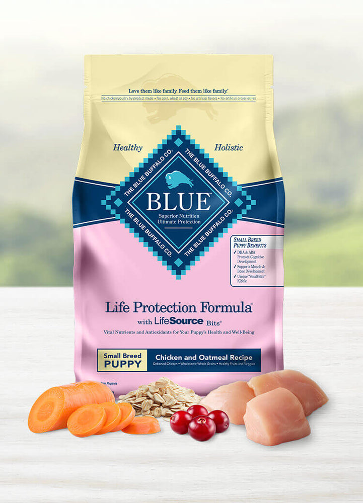 Life Protection Formula® Small Breed Puppy Chicken and Oatmeal Recipe