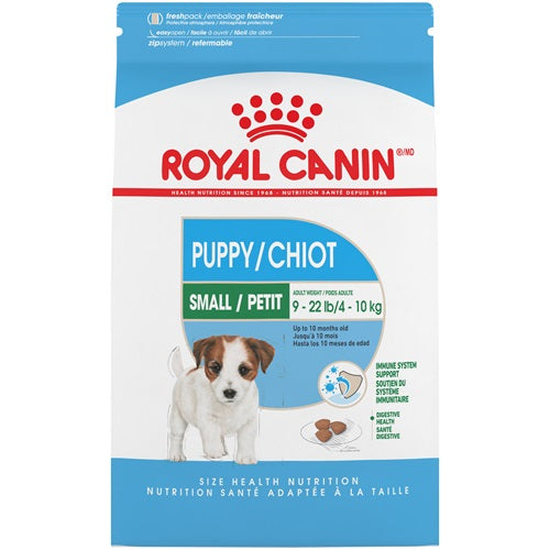 Royal Canin Small Puppy Dry 2.5#