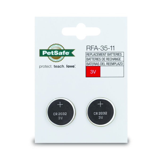 PetSafe 3-Volt Lithium Coin Cell Batteries (2-Pack)