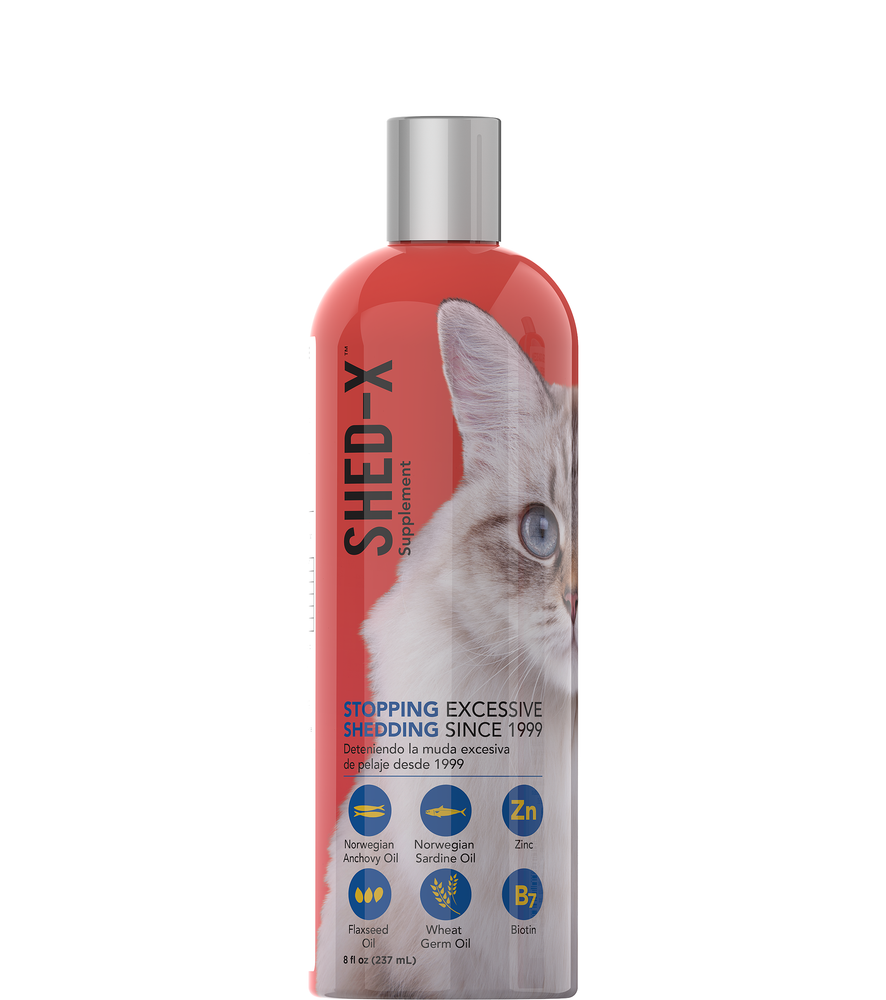 Shed-X Nutritional Supplement for Cats
