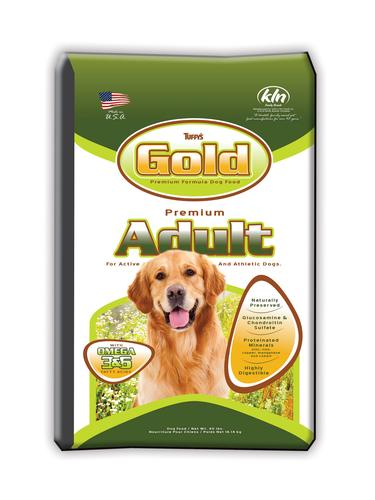 Tuffy's Gold Premium Adult Dry Dog Food