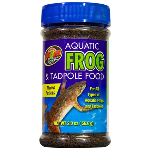 Aquatic Frog and Tadpole Food