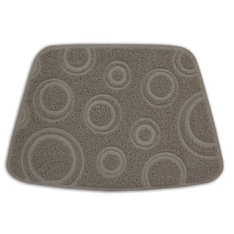 Petmate Litter Mat Circles Design