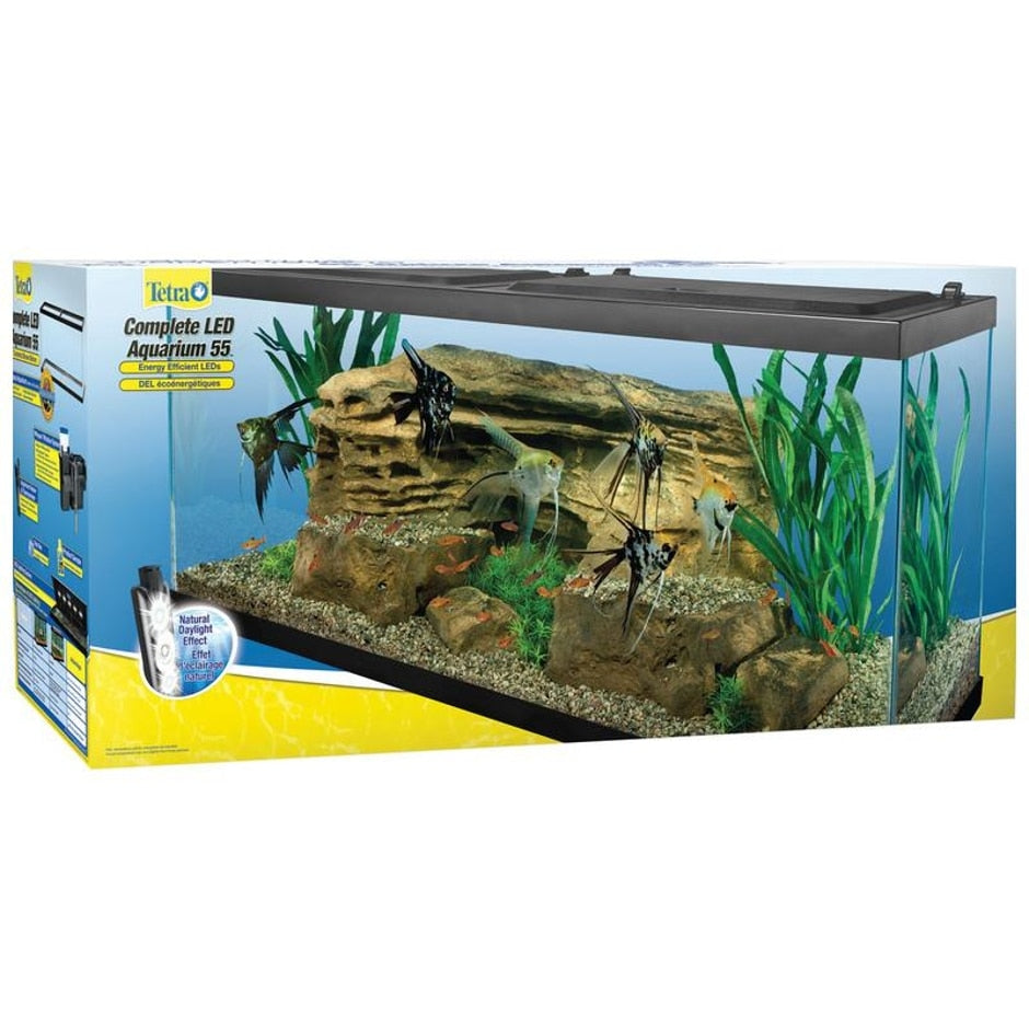 Tetra Complete LED Aquarium Kit, 55 gallon