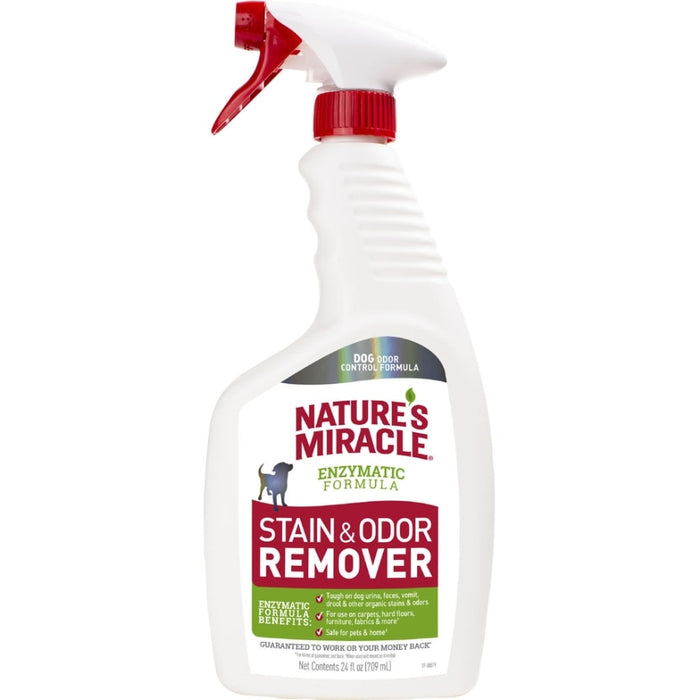 Nature's Miracle Stain and Odor Remover