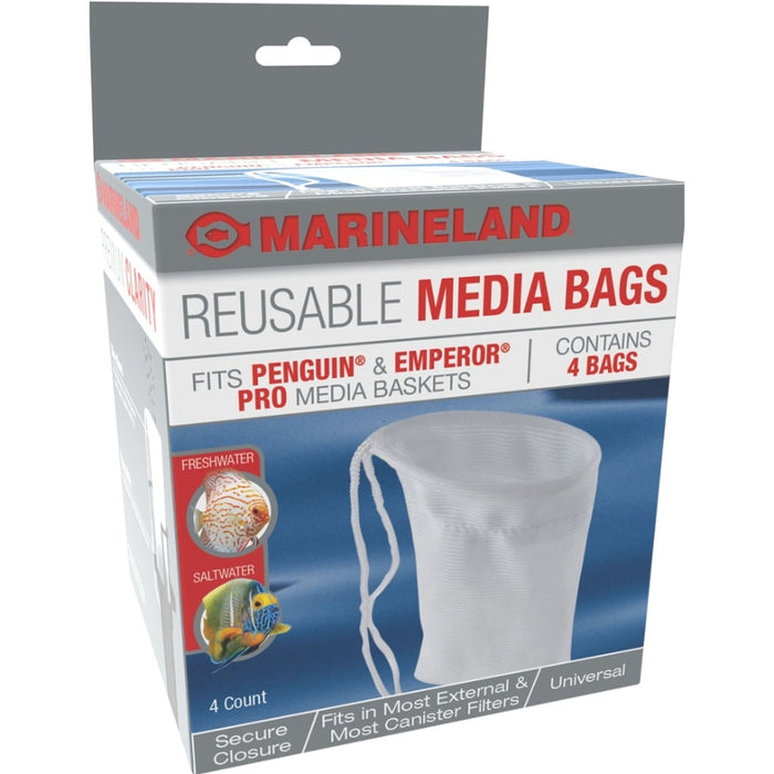 Resusable Carbon Bag-4 ct