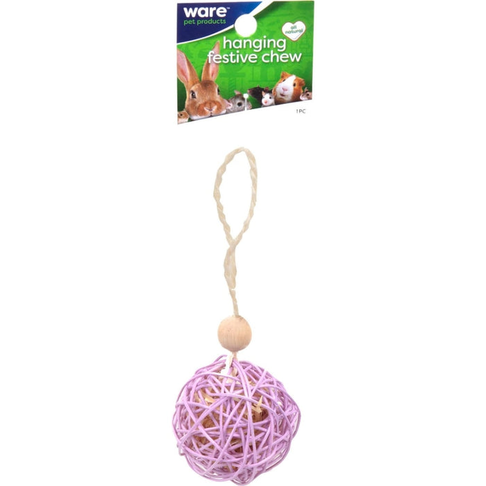 Hanging Festive Chew Ball