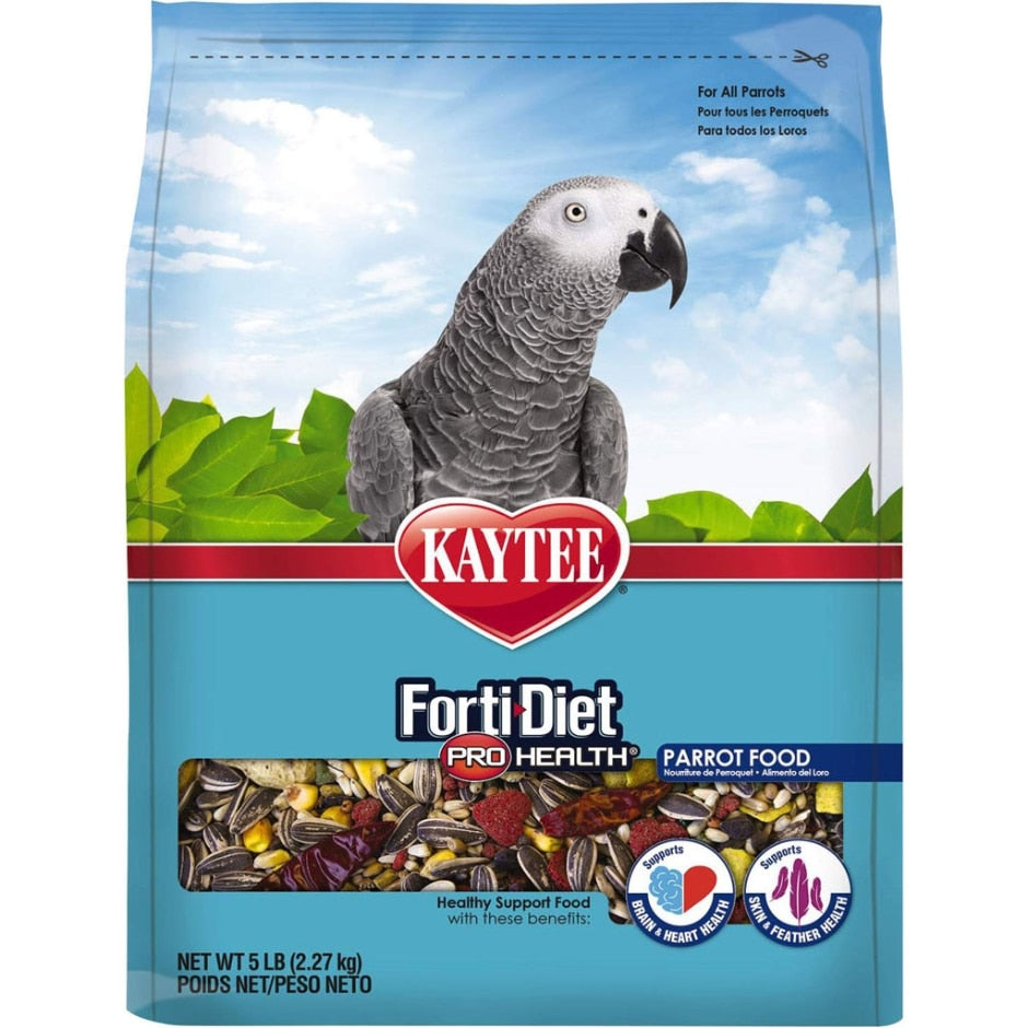 Forti-Diet Pro Health Parrot Food, 5 lb