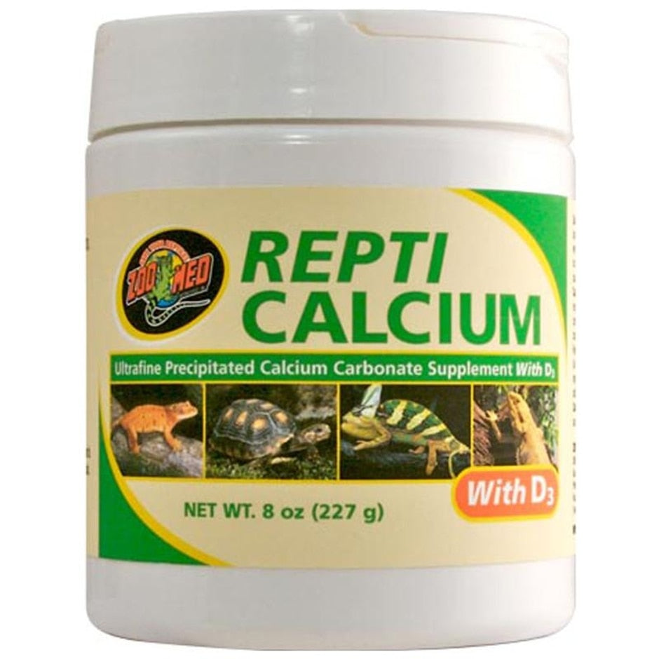 ReptiCalcium with D3, 8 oz