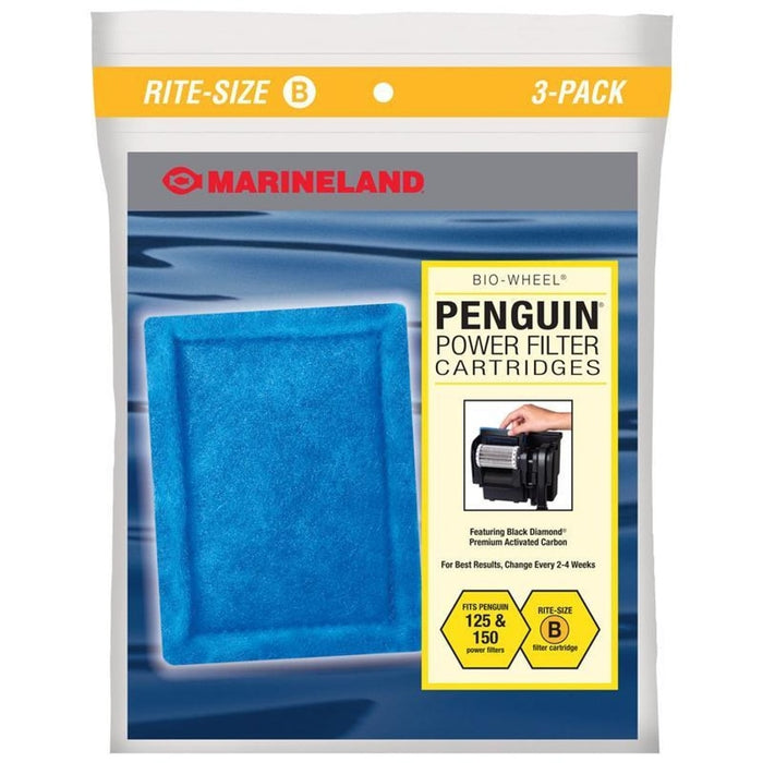 "Rite Size ""B"" Penguin Power Filter Cartridge"