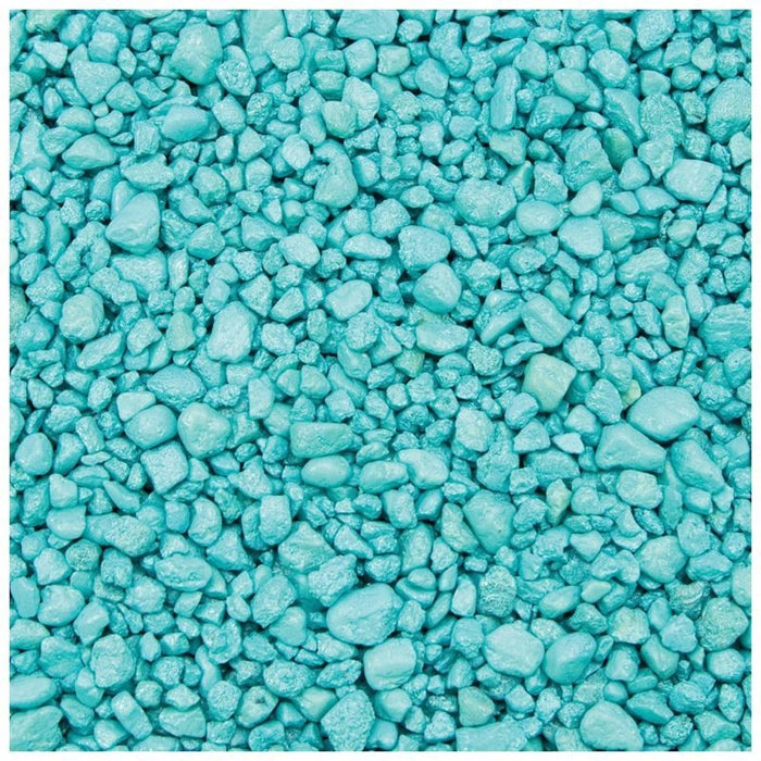Turquoise Special Gravel, 5 lb