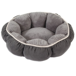 Aspen Pet Puffy Round Pet Bed