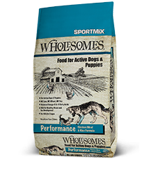 SPORTMiX Wholesomes Performance Chicken Meal & Rice Formula