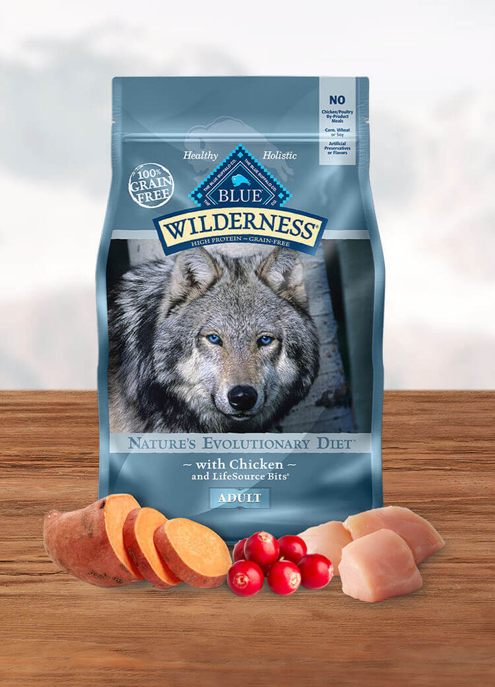 BLUE Wilderness™ Adult Dog Chicken Recipe