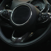 Load image into Gallery viewer, Carbon Steering Wheel Cover