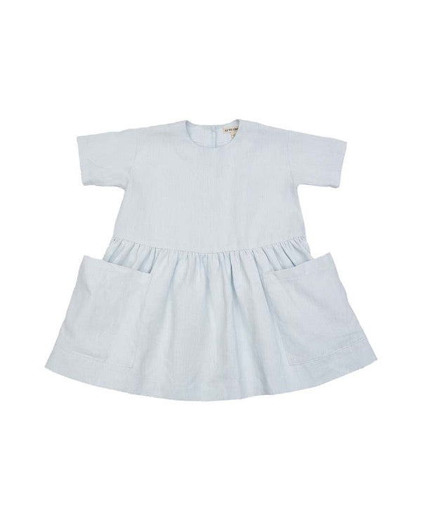 Pocket Dress Shortsleeve